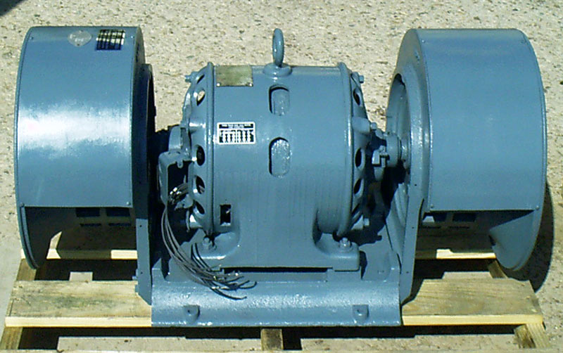 Turbiville Industrial Electric Works Llc Electric Motor