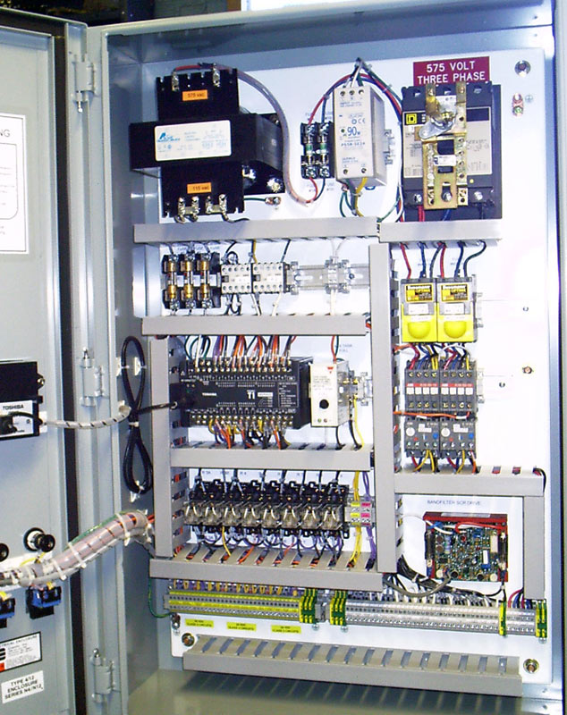 Turbiville Industrial Electric Works LLC - Control Panels